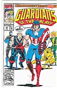 Guardians of the Galaxy - Marvel comics - # 30 Nov. 92 (Image1)