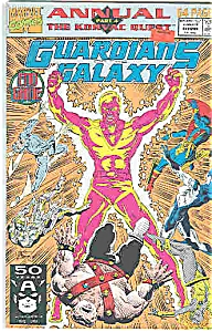 Guardians of the Galaxy Annual 1991  # l -Marvel comics (Image1)