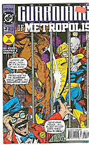 Guardians of Metropolis = DC comics - # 2 Dec. 1994 (Image1)