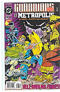 Guardians of the Metropolis - DC comics 0- (Image1)