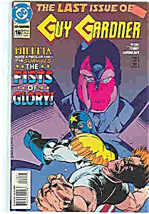 Guy Gardner - DC comics - # 16  Jan. 1994 (Image1)
