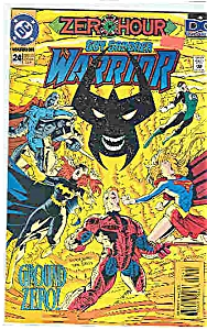 Warrior- DC comics -  # 24   Sept. 1994 (Image1)