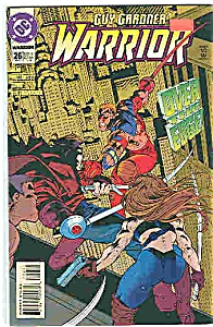 Warrior - DC comics - # 26  Dec. 1994 (Image1)