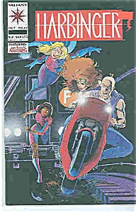 Harbinger - Valiant Comics - # 22 Oct. 1993