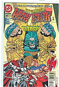 Warrior - DC comics - # 27  Jan. 1995 (Image1)