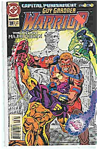 Warrior -DC comics -  # 28   Feb. 1996 (Image1)