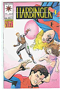 Harbinger - Valiant Comics - # 18 June 1993