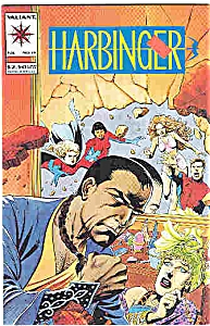 Harbinger - Valiant comics - July 1993  # 19 (Image1)