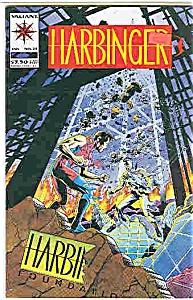 Harbinger - Valiant comics - # 25 Jan. 1994 (Image1)