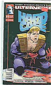 Hard Case - Malibu Comics -# 5  Oct. 1993 (Image1)