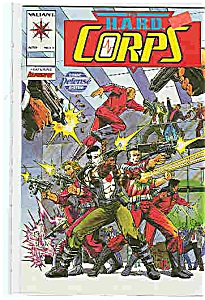 The H.A.R.D. CORPS  - Valiant comics - # 5 April 93 (Image1)