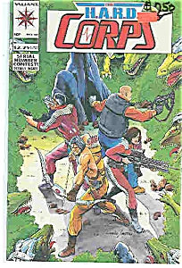 The H.A.R.D. CORPS =Valiant comics -  # 10  Sept. 93 (Image1)