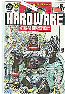 Hardware - DC comics - # l - April 1993 (Image1)