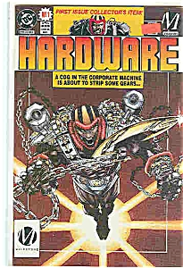 Hardware - DC comics - No.l  April 1993 (Image1)