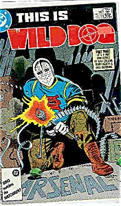 Wild Dog  - DC comics - # 3  Nov. 1987 (Image1)
