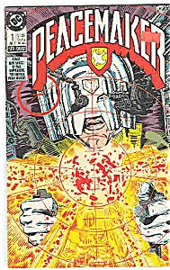 Peacemaker - DC comics - # l Jan. 1988 (Image1)