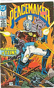 Peacemaker - DC comics - # 2  Feb. 1988 (Image1)