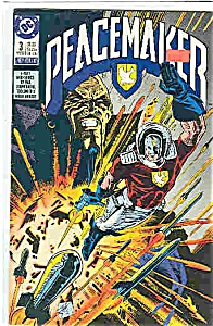 Peacemaker - DC comics - # 3  March 1988 (Image1)