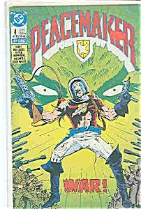 Peacemaker - DC comics - # 4  April 1988 (Image1)