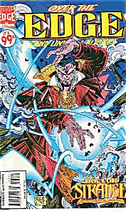 Over the Edge - Marvel comics - # 2  1995 (Image1)