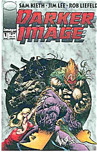 Darker Image - Image comics - # l March 1993 (Image1)