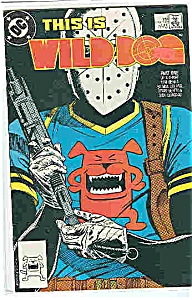 Wild Dog - DC comics - # l  Sept. 87 (Image1)
