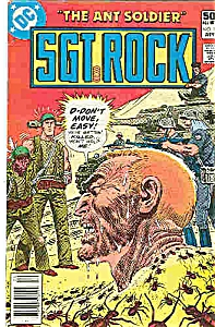 Sgt.R ock - DC comics -  April  # 35l    1981 (Image1)