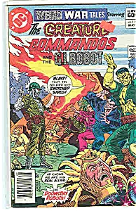 The Creature Commandos - DC comics - # lll May    1982 (Image1)