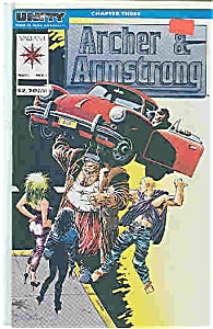 Archer & Armstrong - Valiant comics - # l  Aug. 1992 (Image1)