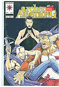 Archer & Armstrong - Valiant comics - April93  # 9 (Image1)