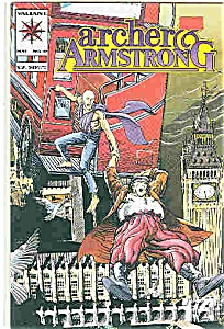 Archer & armstrong - Valiant comics - # 10 May 1993 (Image1)