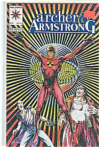 Archer & Armstrong - Valiant comics - June 93 No. 11 (Image1)
