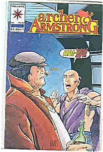 Archer & Armstrong - Valiant comics - July # 12  1993 (Image1)