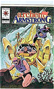 Archer & Armstrong - Valiant comics - # 17  Dec. 1993 (Image1)