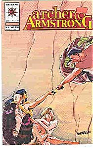 Archer & Armstrong - Valiant comics - # 18  Jan.1994 (Image1)