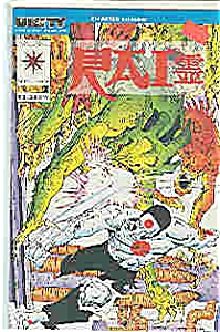 RAI  - Valiant comics - # 7  Sept. 1992 (Image1)