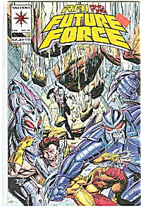 RAI and the future force - Valiant cokmics - #18 Feb.94 (Image1)