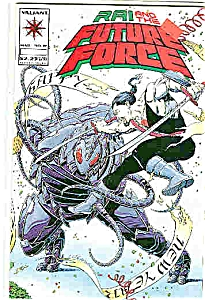 RAI and the Future Force-Valiant comics-# 19 March 94 (Image1)