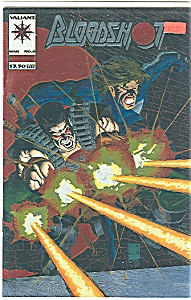 Bloodshot -Valiant comics - # 0 March 1994 (Image1)