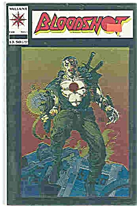 Bloodshot - Valiant comics - No.l Feb. 1993 (Image1)