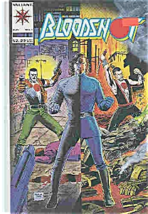 Bloodshot - Valiant comics - # 5 June 1993 (Image1)