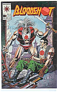 Bloodshot - Valiant comics - #ll Dec. 1993 (Image1)