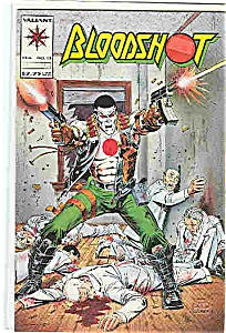 Bloodshot - Valiant comics - # 13    Feb. 1994 (Image1)