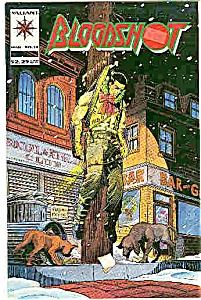 Bloodshot - Valiant comics - # 14  March 1994 (Image1)