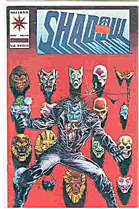 Shadow - Valiant comics - # 13  May  1993 (Image1)