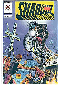 Shadow - Valiant comics - # 14  July 1993 (Image1)