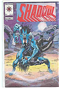 Shadow - Valiant commics - July # 15  1993 (Image1)
