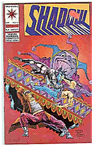 Shadow - Valiant comics - # 17  Sept. 1993 (Image1)