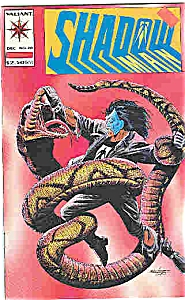 Shadow - Valiant comics - # 20  Dec. 1993 (Image1)
