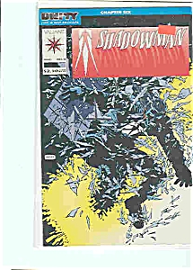 Shadowman - Valiant comics - # 4  Aug. 1992 (Image1)